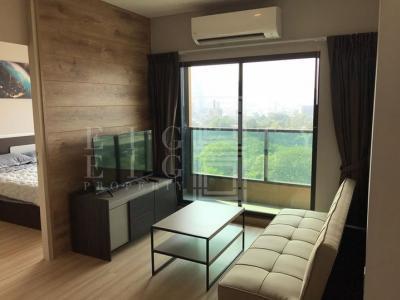 For RentCondoRama9, RCA, Petchaburi : For Rent Lumpini Suite Phetchaburi-Makkasan (40square meters)