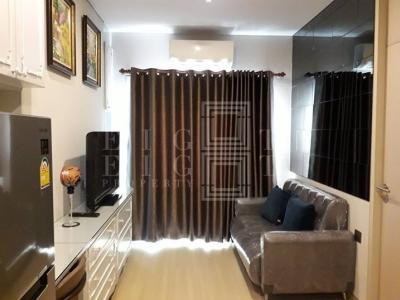 เช่าคอนโดพระราม 9 เพชรบุรีตัดใหม่ : For Rent Lumpini Suite Phetchaburi-Makkasan   (27square metres)