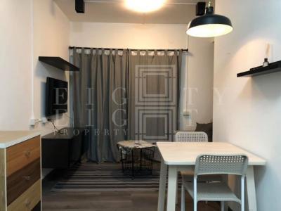 For RentCondoRama9, RCA, Petchaburi : For Rent A Space Asoke-Ratchada (35square meters)