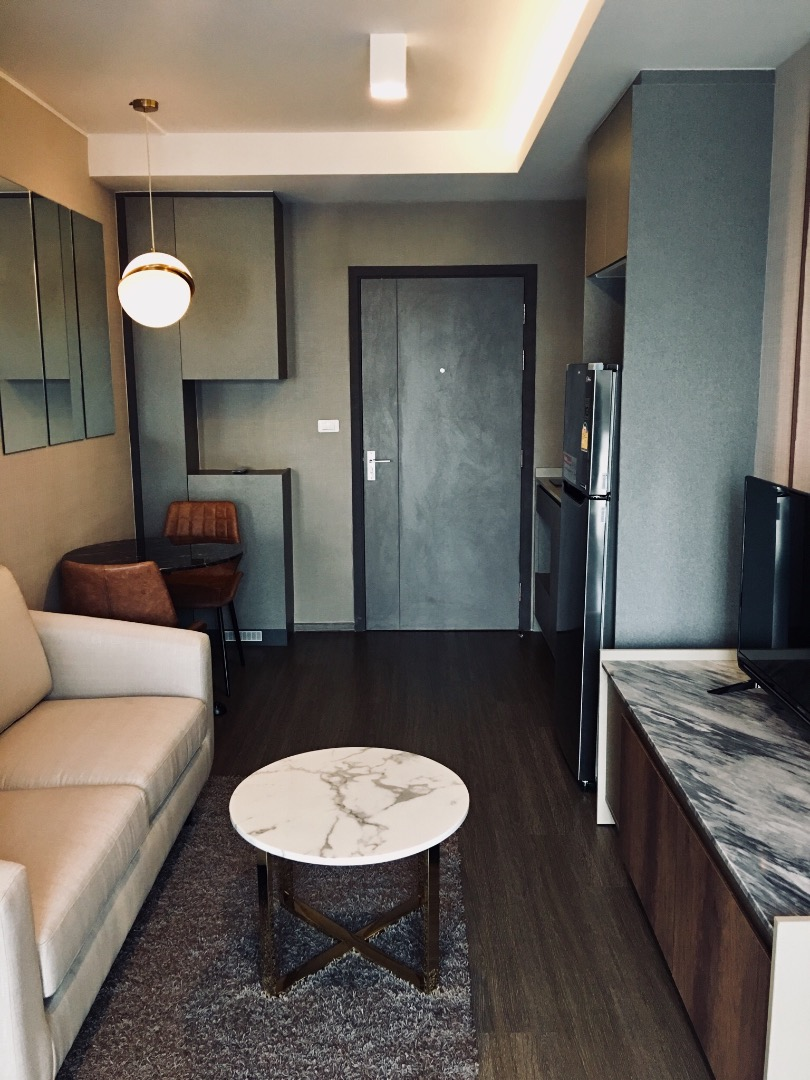 For SaleCondoOnnut, Udomsuk : [Sell or rent] ideo condo, Sukhumvit 93, size 35 sq.m., city view, well decorated, ready to move in electric appliance