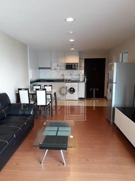 For RentCondoRama9, RCA, Petchaburi : For Rent Belle Grand Rama9 (48.5 square meters)