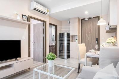 เช่าคอนโดพระราม 9 เพชรบุรีตัดใหม่ : For Rent  Ideo Mobi Asoke  (35 square metres)