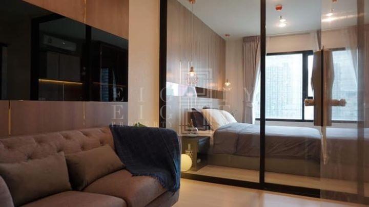 เช่าคอนโดพระราม 9 เพชรบุรีตัดใหม่ : For Rent  Life Asoke  (29.7 square metres)