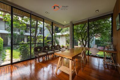 For SaleHouseRama 2, Bang Khun Thian : Modern style single house for sale, Rama 2 Soi 31, Bang Mot, Chomthong, 250 sq.wa. near Chalerm Mahanakorn Expressway