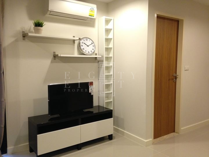 For RentCondoOnnut, Udomsuk : For Rent Zenith Place Sukhumvit 42 (38 square meters)