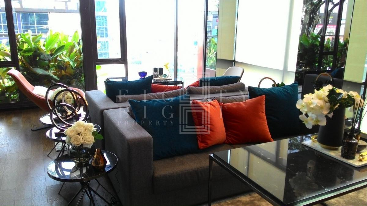 For Rent Whizdom Avenue Ratchada-Ladprao ( 31.15 square metres )