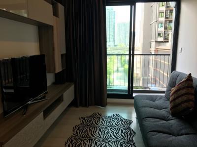 For RentCondoRama9, RCA, Petchaburi : For Rent 2 bedroom condo, Life Asoke,