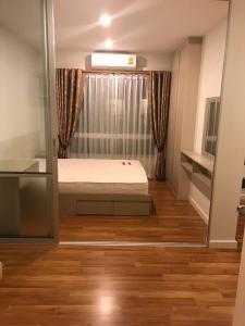 For RentCondoLadkrabang, Suwannaphum Airport : Rent a new room, pool view! New V Condo Condo near Lat Krabang Industrial Estate, near Lat Krabang Techno near Suvarnabhumi The room is ready to move in.