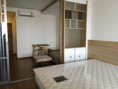 For RentCondoRama3 (Riverside),Satupadit : Urgent, Cheapest‼ ️ Condo for rent U Delight Residence Riverfront Rama 3 corner room special price