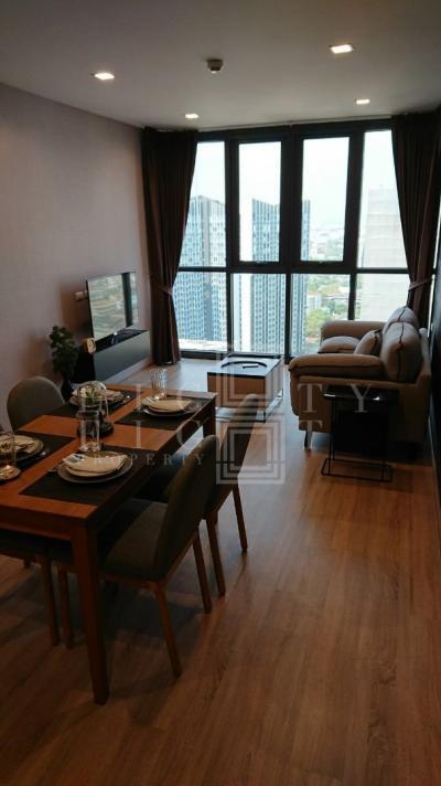 For RentCondoRama9, RCA, Petchaburi : For Rent The Base Garden - Rama 9 (55 sq.m.)