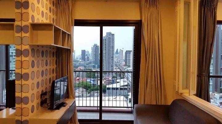 For RentCondoOnnut, Udomsuk : Hot Deal !! Wyne by Sansiri Condominium 1 Bed 30 Sqm, on 17th floor