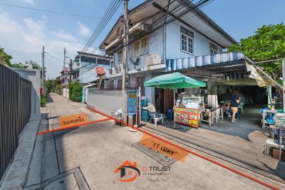 For SaleHouseAri,Anusaowaree : Land with houses for sale Rama 6, Soi Aree Samphan 9, near BTS Aree