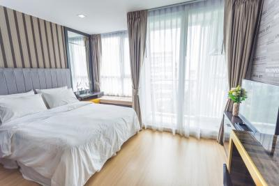 For SaleCondoOnnut, Udomsuk : For Sell Studio Room at Mayfair Place Sukhumvit 64 (350 meter to BTS Punnawith)