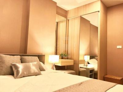 เช่าคอนโดบางนา แบริ่ง : For Rent IDEO O2 ( 34 square metres )