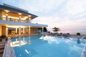 For SaleHousePattaya, Bangsaen, Chonburi : Baan Pool Villa, Pattaya, just 100 meters from the beach