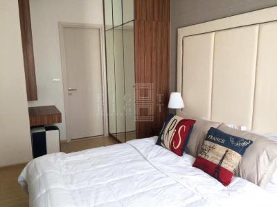 เช่าคอนโดพระราม 9 เพชรบุรีตัดใหม่ : For Rent The Capital Ekamai - Thonglor ( 36.04 square metres )