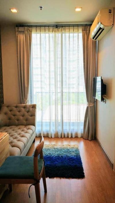 For RentCondoOnnut, Udomsuk : For Rent Q House Sukhumvit 79 (26.46 square meters)