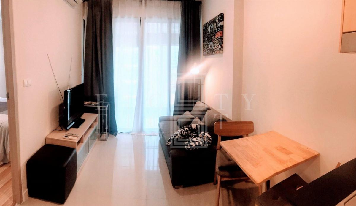 For Rent Ideo Ratchada-Huaykwang ( 35 square metres )