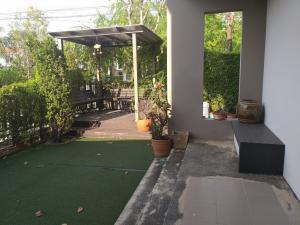 ขายบ้านพระราม 2 บางขุนเทียน : ขายด่วน บ้านเดี่ยว มบ. บุราสิริ ท่าข้าม-พระราม2 หลังมุมต้นโครงการ