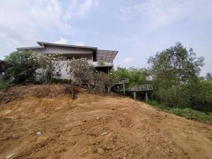 For SaleLandCha am, Hua Hin : Beautiful land for sale near Pran River Pranburi City Center Location: Prachuap Khiri Khan, Pranburi, Khao Noi