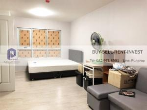 For SaleCondoThaphra, Wutthakat : Very cheap sale, Aspire Sathorn-Taksin Brick Zone, 28 sqm., 2nd floor, fully furnished, 1.83m.