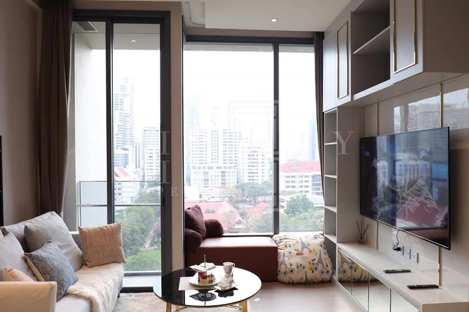 For Rent The Esse Asoke ( 47.5 square metres )
