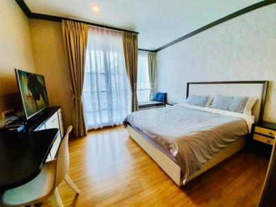 เช่าคอนโดสยาม จุฬา สามย่าน : For Rent  The Reserve - Kasemsan 3 ( 29 square metres )