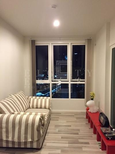 For RentCondoThaphra, Wutthakat : For Rent The Key Sathorn-Ratchapruek (30 square meters)