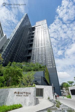 For SaleCondoSiam Paragon ,Chulalongkorn,Samyan : Quick sale, 1 bed, 1 bath, after the transfer is very cheap.