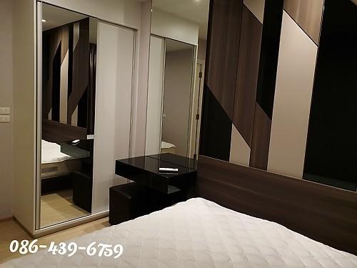 เช่าคอนโดปิ่นเกล้า จรัญสนิทวงศ์ : ห้องใหม่ ให้เช่าPlumปิ่นเกล้า 1นอน28ตร.ม. บิ้วอินทั้งห้องสวยมาก 9,500บ./ด. 086-439-6759