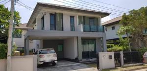 เช่าบ้านสำโรง สมุทรปราการ : RH133ให้เช่าหมู่บ้านบุราสิริ (แสนสิริ) วงแหวนอ่อนนุช