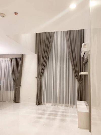 ขายคอนโด Villa อโศก Duplex 1 ห้องนอน 2 ห้องน้ำ ขนาด 80 ตร.ม ราคา 10.8 ล้าน รวมโอน 095-9571441