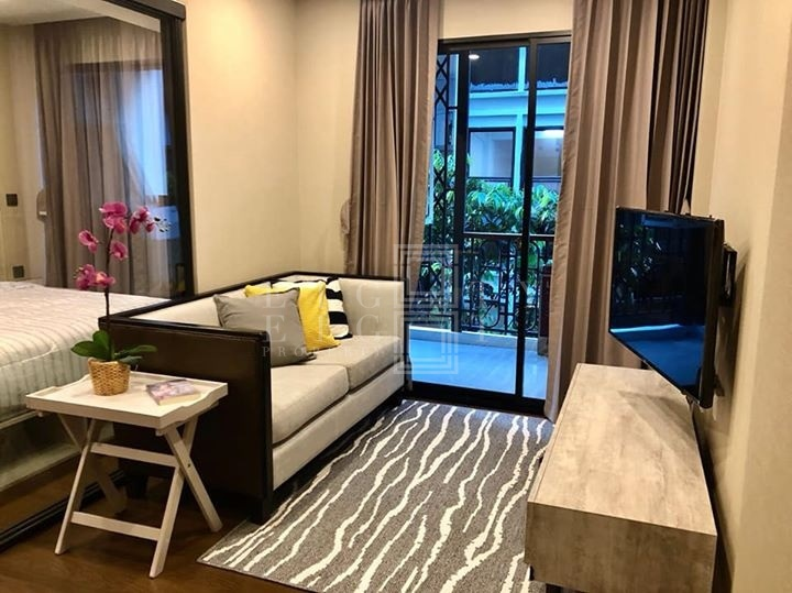 For Rent Na Vara Residence Langsuan ( 43 square metres )