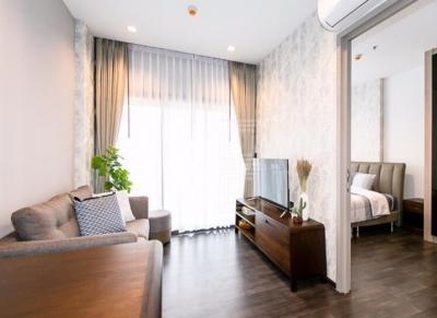 เช่าคอนโดพระราม 9 เพชรบุรีตัดใหม่ : For Rent The Line Asoke Ratchada ( 34.17 square metres )