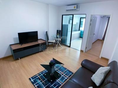 For RentCondoBangna, Lasalle, Bearing : For Rent Supalai City Resort Sukumvit 105 (41 square meters)