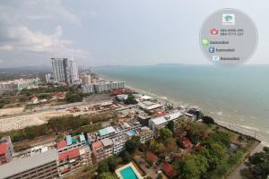 ขายคอนโดพัทยา ชลบุรี : ขาย คอนโดพัทยา รีเฟล็คชั่น Reflection Jomtien Beach Condominium Pattaya
