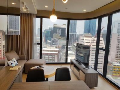 เช่าคอนโดสยาม จุฬา สามย่าน : For Rent Ashton Chula-Silom ( 60 square metres )