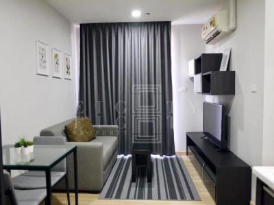 เช่าคอนโดท่าพระ ตลาดพลู : For Rent Pela Wutthakat ( 33 square metres )