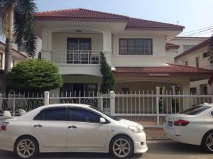 For RentHouseYothinpattana,CDC : House for rent With furniture Near Ramindra-At Narong Expressway