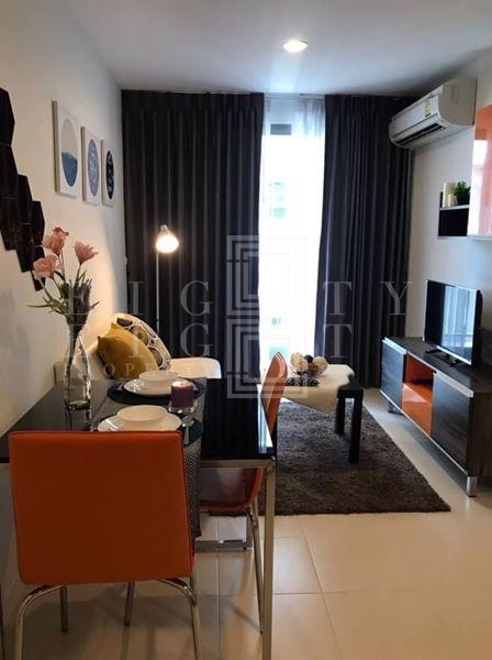 For Rent Voque Place Sukhumvit 107 ( 34 square metres )