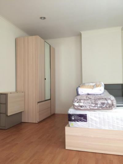 เช่าคอนโดรามคำแหง หัวหมาก : (COVID-19 Special Promotion!!) ห้องสวย 2 ห้องนอน 1 ห้องเก็บของ