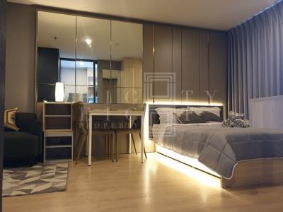 เช่าคอนโดบางนา แบริ่ง : For Rent Ideo O2 ( 26 square metres )