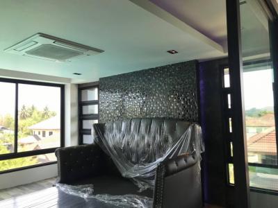 ขายบ้านเชียงใหม่-เชียงราย : ขายบ้านหรู 3 ชั้น พร้อมสระว่ายน้ำขนาดใหญ่ ดอยสะเก็ด เชียงใหม่