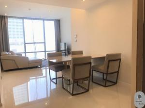 P28CR1904004 The Bangkok Sathon 1 bed 1 bath 59 sqm