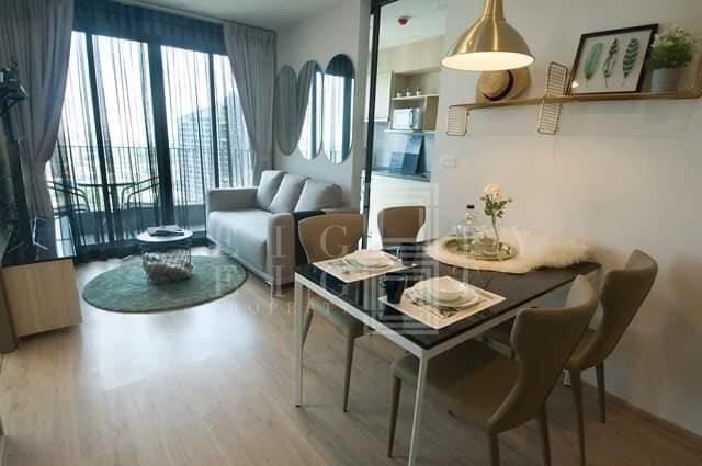 เช่าคอนโดบางนา แบริ่ง : For Rent Ideo O2 ( 47 square metres )