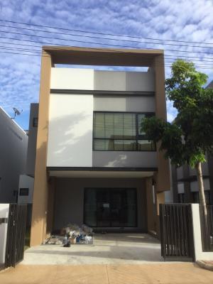 ขายบ้าน โครงการTHE 9 KHAO TAO - OFF PLAN หัวหินบ้าน 2 ชั้น พื้นที่ 36 ตารางวา 3 นอน 3 น้ำ จอดรถ 2 คัน ราคา 4.2 ล้าน รวมโอน 095-9571441
