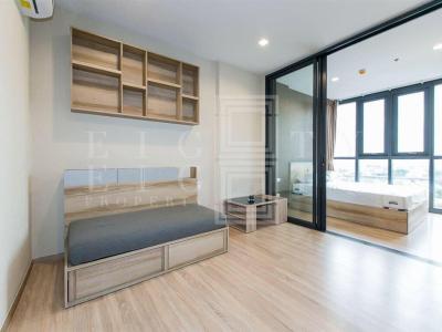 เช่าคอนโดพระราม 9 เพชรบุรีตัดใหม่ : For Rent The Baes Garden Rama 9 ( 32 square metres )