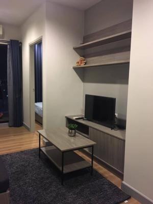 For SaleCondoLadprao, Central Ladprao : Condo for sale Chapter one midtown @ Ladprao 24, 30 sq. M. 1 bed 1 bath, corner room price 4.35 million, including transfer 095-9571441