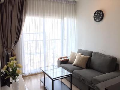 For RentCondoRatchadapisek, Huaikwang, Suttisan : For Rent Noble Revolve Ratchada (26 square meters)