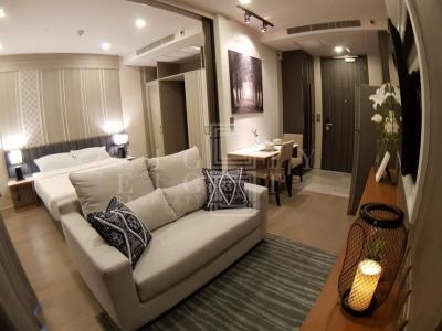 For RentCondoSukhumvit, Asoke, Thonglor : For Rent Ashton asoke (34 square meters)